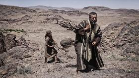 Abraham e Isaac Moriah